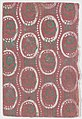 Sheet with oval and dot pattern Met DP886615.jpg