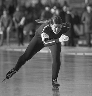 Sheila Young - Sheila Young in 1974