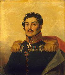 Portrait of Dmitry D. Shepelev (1771-1841)
