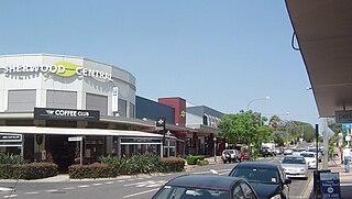 Sherwood, Queensland Suburb of Brisbane, Queensland, Australia
