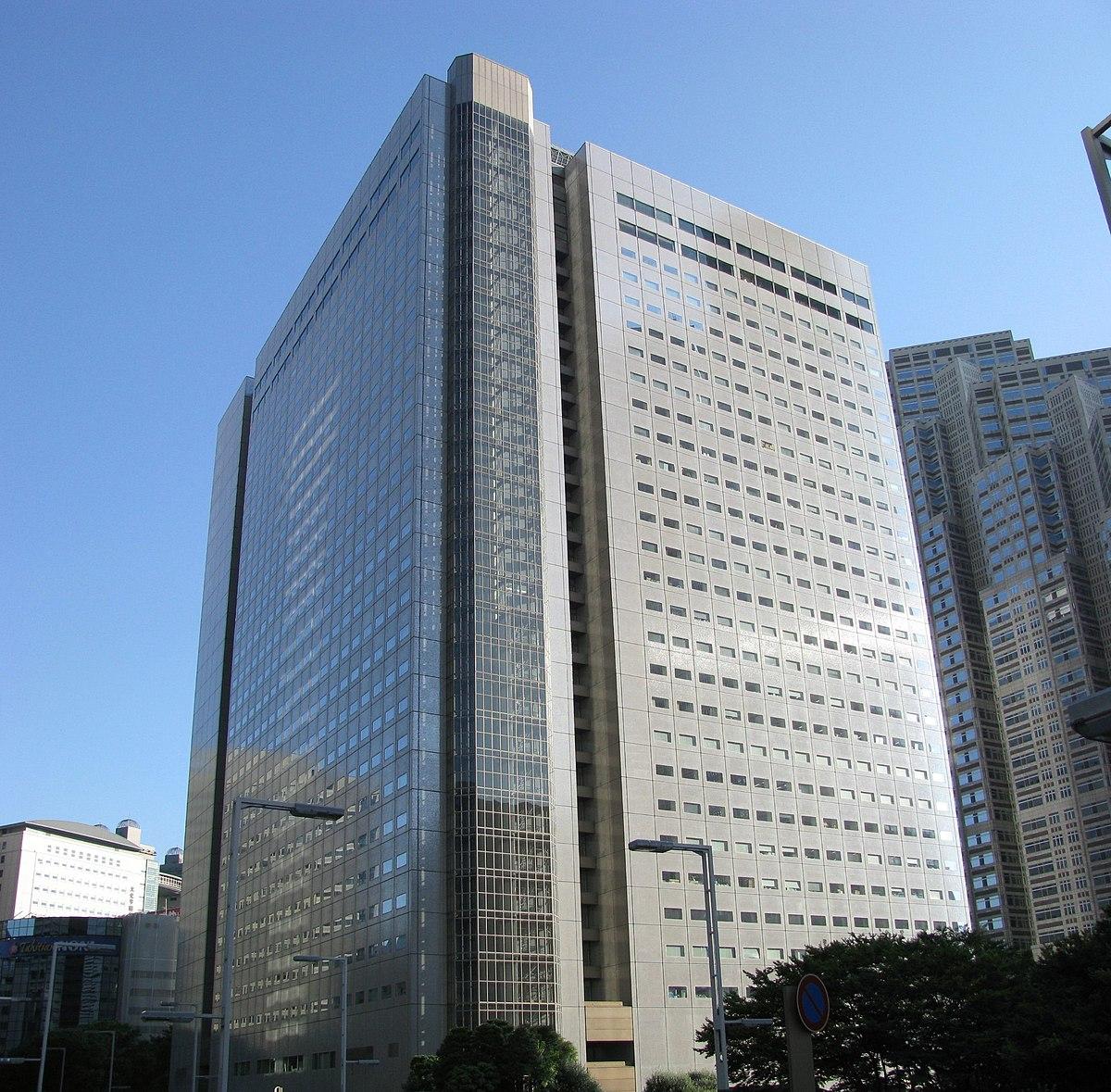 Shinjuku Ns Building Wikipedia