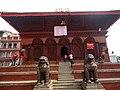 Shiva Parwati Mandir at Basantapur Durbar Area (NP-KHP-11).JPG