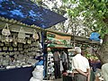 Shop selling from Lalbagh flower show Aug 2013 8692.JPG