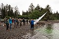 Shoreline Survival Training - Tongee National Forest 03.jpg
