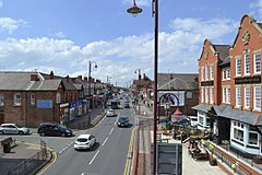 Shotton Flintshire Main Road.jpg