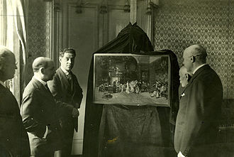 "The Spanish Wedding - Image: Showing ""The Spanish Wedding"", 1922"