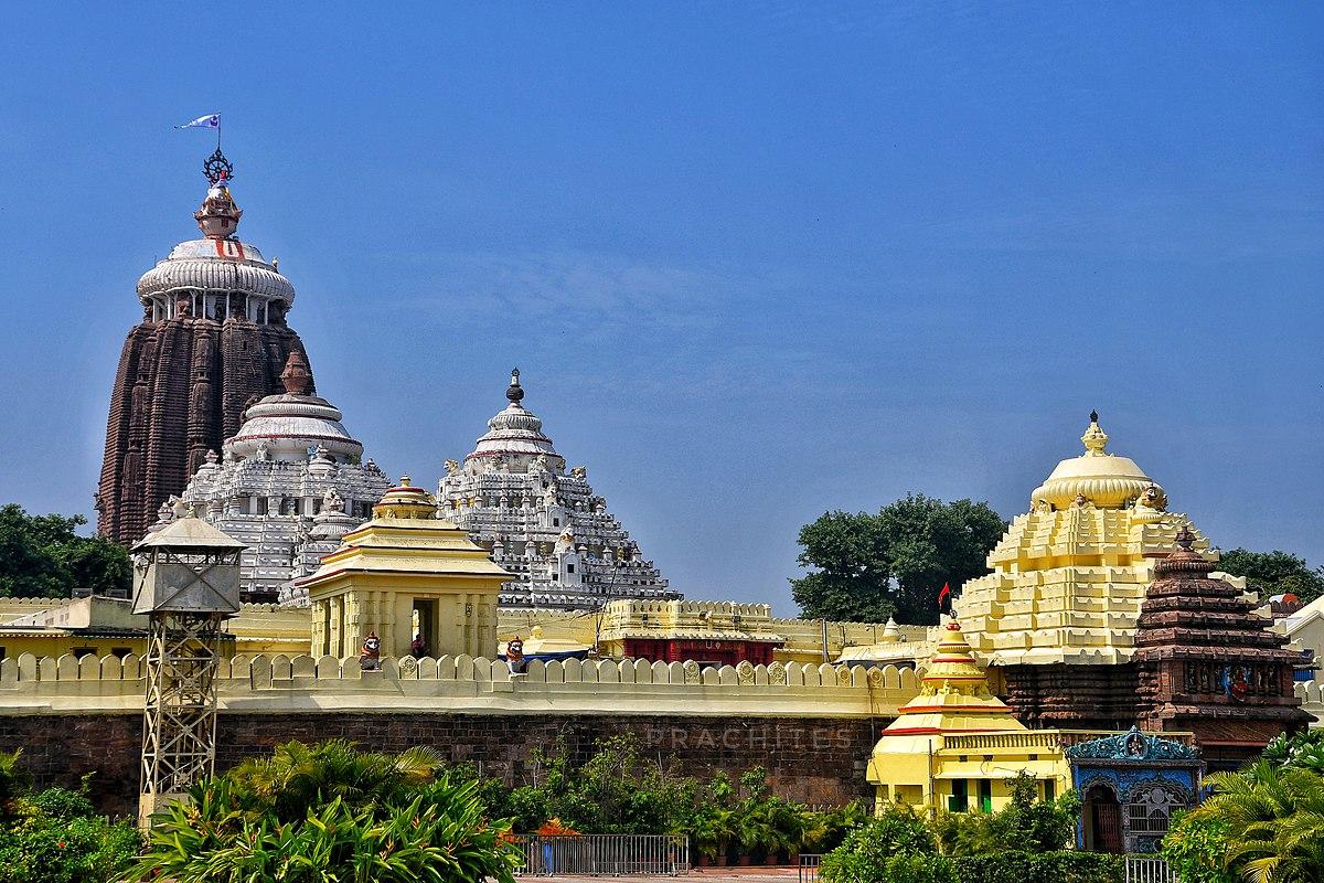 Jagannath Temple, Puri - Wikipedia