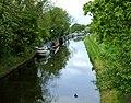 Shropshire Union Canal north of Wheaton Aston, Staffordshire - geograph.org.uk - 1375562.jpg