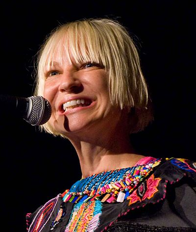 Picture of a band or musician: Sia