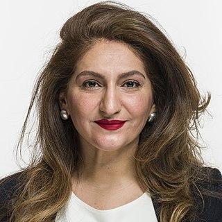 Sibel Arslan Swiss lawyer and politician