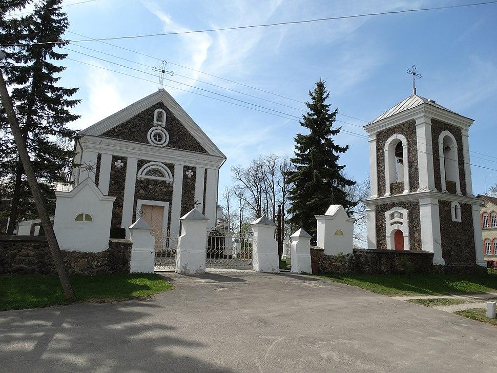 Sidabravo bažnyčia