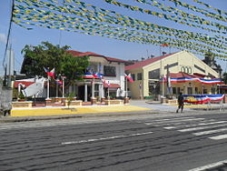 Municipal hall and sport complex