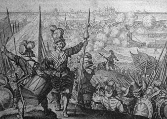 Siege of Ostend - Spanish troops at Ostend