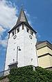 Sieglar Germany St Johannes Kirche tower.jpg