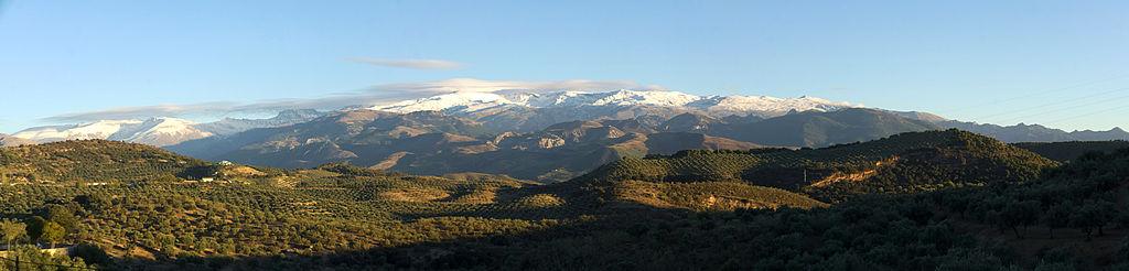 Sierra Nevada Fargue