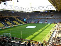 Signal Iduna Park before the match (4th july 2006).jpg