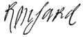 Signatur Pierre de Ronsard.PNG