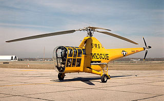 Sikorsky H-5 1943 multi-role helicopter by Sikorsky