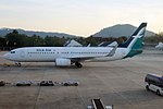 SilkAir, 9V-MGM, Boeing 737-8SA (33784432598).jpg