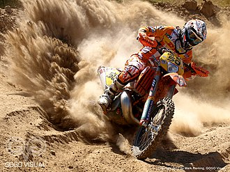 World Enduro Championship - Simone Albergoni at the GP of Turkey