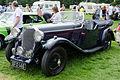 Singer 1.5 litre 4 seater Tourer (1933) (14860823620).jpg