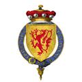 Sir Edward Cherleton, 5th Baron Cherleton, KG.png
