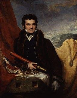 Sir William Edward Parry by Samuel Drummond