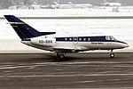 Sirius Aero, VQ-BBR, Hawker 750 (32789712918).jpg