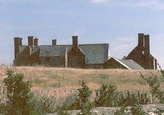 Sker House - Sker House in 1996