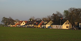 Skumparp Neighbourhood in Skåne County, Skåne, Sweden