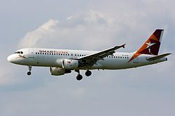 Airbus A320-200 der SmartLynx Airlines