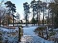 Snow scene at Tredegar House Country Park - geograph.org.uk - 1658576.jpg