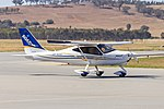 Soar Aviation (23-1600) Tecnam P2008 at Wagga Wagga Airport.jpg