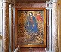 Sodoma, stendardo in seta con la madonna assunta e angeli, 00.jpg