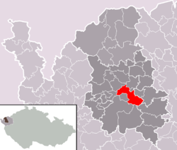 Location of Sokolov