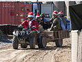 Soldiers Delivering Christmas Mail in Afghanistan MOD 45154773.jpg
