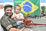 Solenidade em comemoração aos 56 anos da criação do 32⁰ Grupo de Artilharia de Campanha (GAC) do Exército Brasileiro – Grupo D.Pedro I (26157771210).jpg