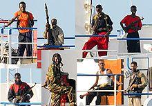 Piracy off the coast of Somalia - Wikipedia