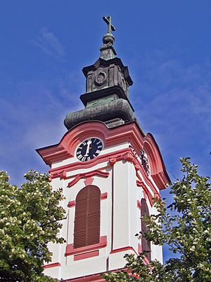 Sombor - Serbian Orthodox church
