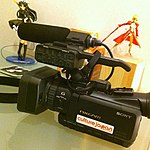 Sony HXR-NX70J of Culture Japan 20120529.jpg