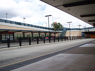 Upper Mount Gravatt busway station