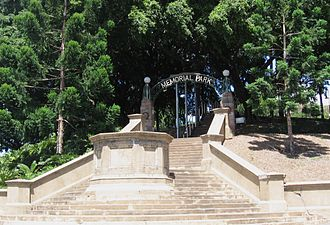 City of South Brisbane - South Brisbane Memorial Park, 2010