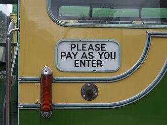 Politeness - A polite notice