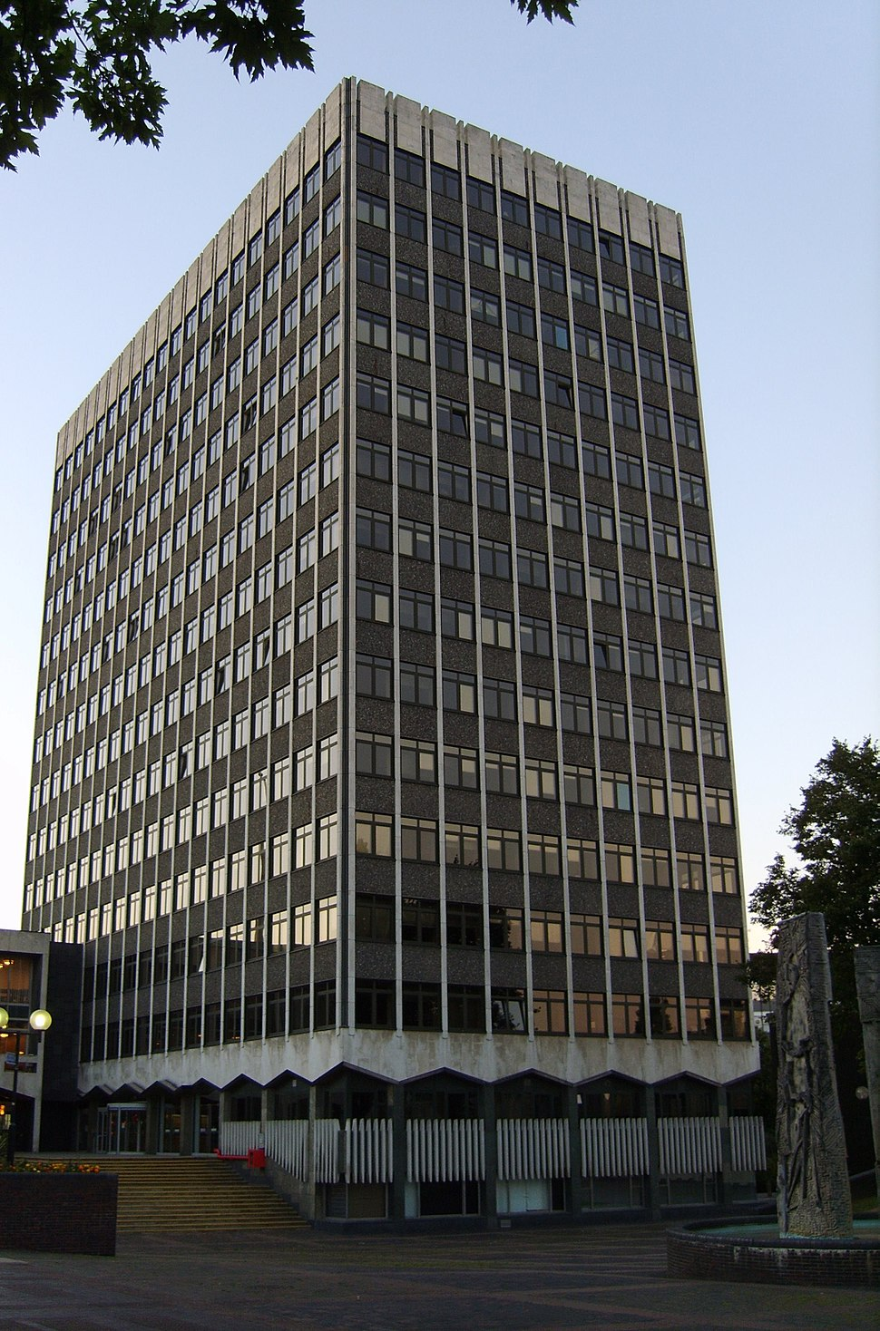 Southend - Civic Centre