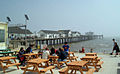 Southwold Pier as sea fret lifts - geograph.org.uk - 482875.jpg