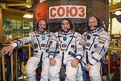 Steven Swanson, Alexander Skworzow, Oleg Artemjew