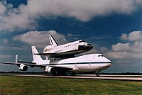 Space Shuttle Transit