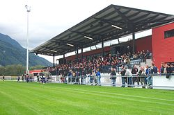 Spectators in the Sportpark Eschen-Mauren.jpg