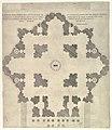 Speculum Romanae Magnificentiae- Plan of St. Peter's MET DP826758.jpg