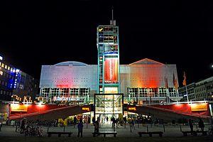 International Filmfestival Mannheim-Heidelberg - Stadthaus N1, Mannheim